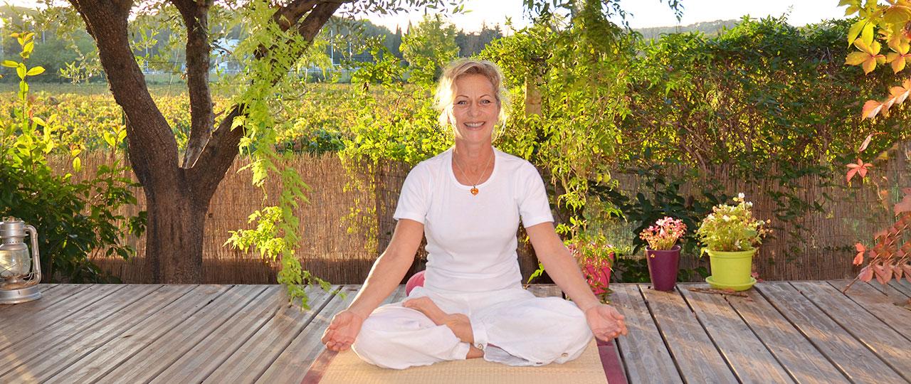 Marie yoga shiatsu